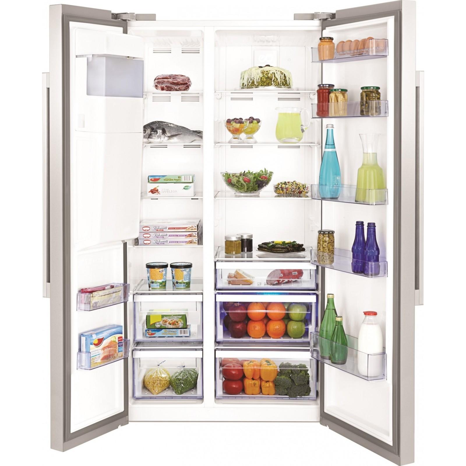 Холодильник BEKO GN162320X изображение 3
