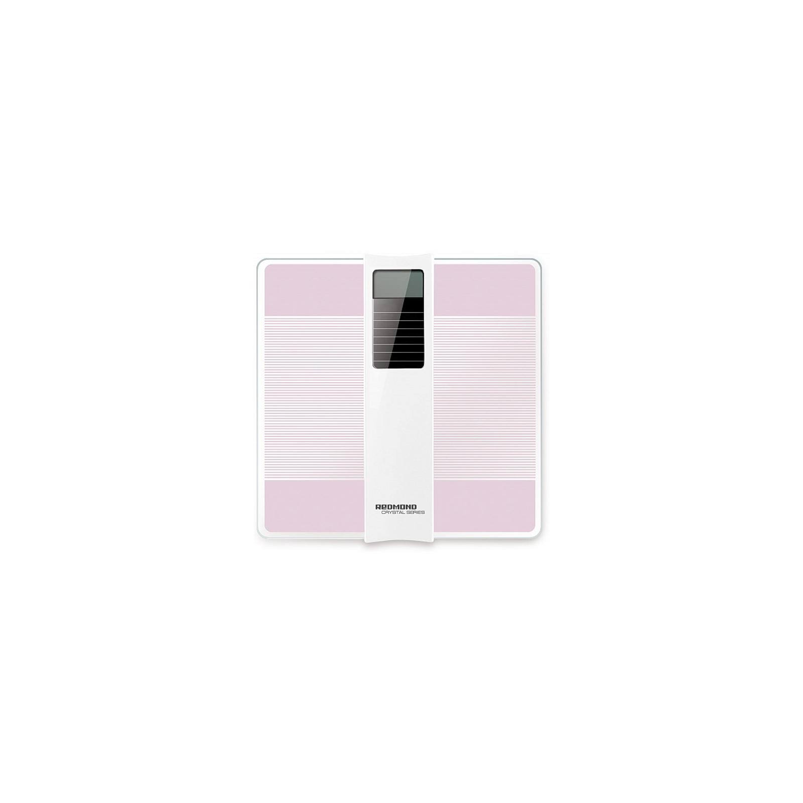 Весы напольные REDMOND RS-719 Pink изображение 2
