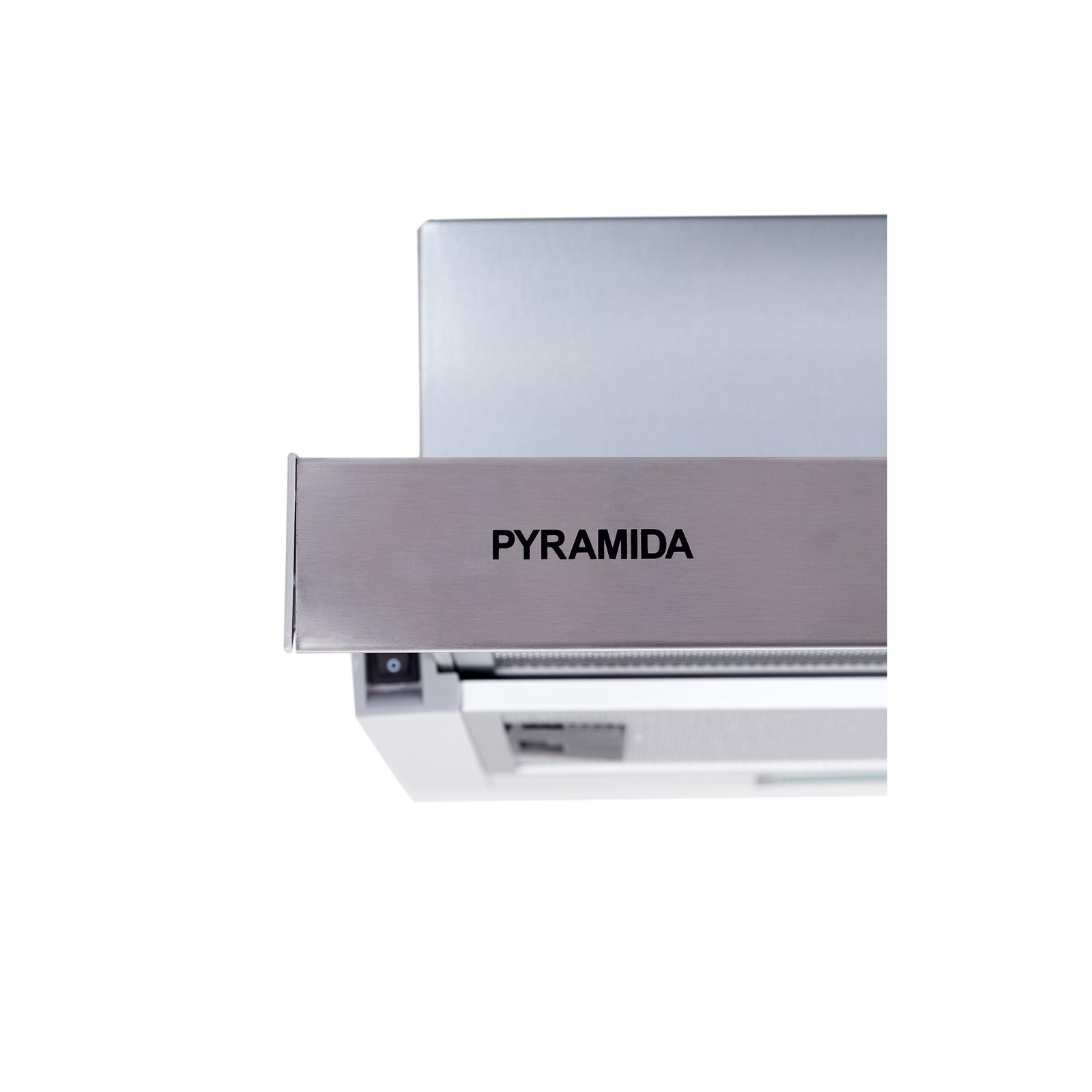 Вытяжка кухонная Pyramida TL 50 SLIM IX изображение 3