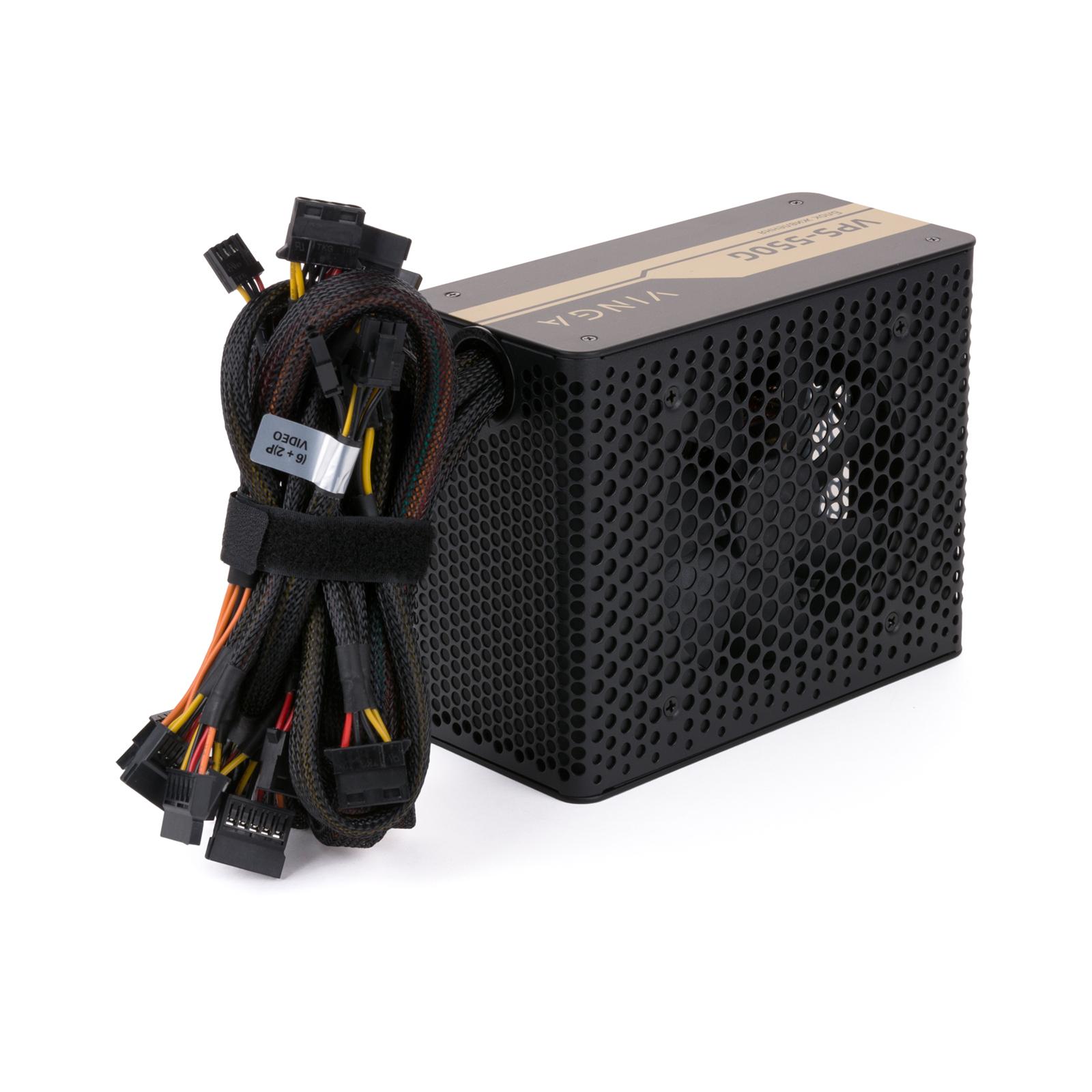 Блок питания Vinga 550W (VPS-550G) изображение 6