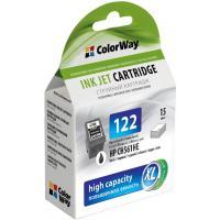 Картридж ColorWay HP №122XL black (CH561HE/CH563HE)ink level (CW-H122XLB-I)
