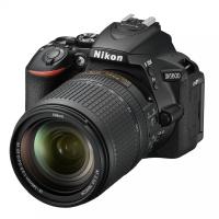 Цифровой фотоаппарат Nikon D5600 + AF-P 18-140 (VBA500K002)