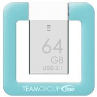 USB флеш накопитель Team 64GB T162 Blue USB 3.1 (TT162364GL01)