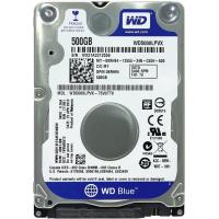 "Жесткий диск для ноутбука 2.5"" 500GB Western Digital (#WD5000LPVT-FR#)"