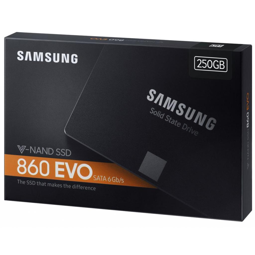 """Накопичувач SSD 2.5"""" 250GB Samsung (MZ-76E250BW) зображення 8"""