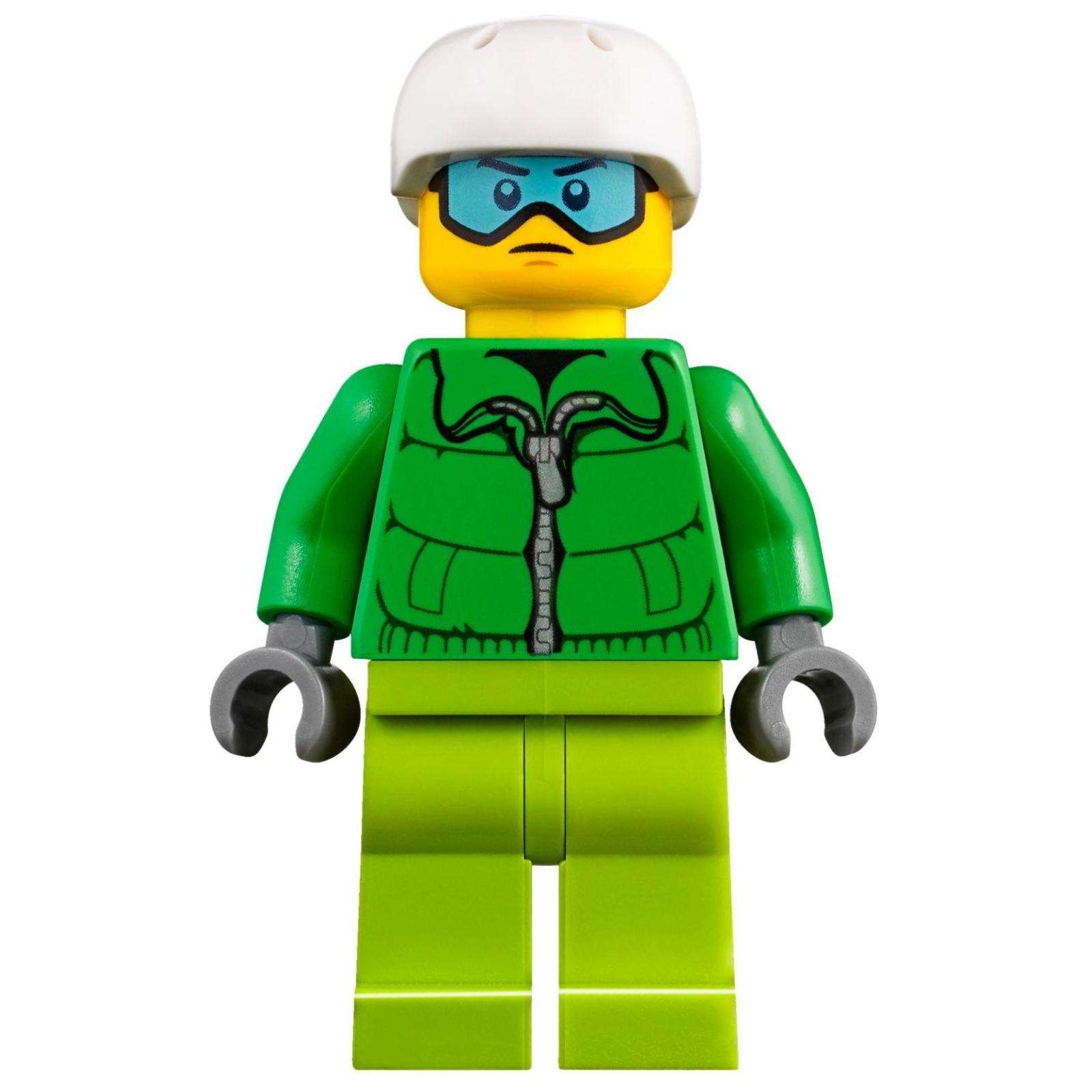 Конструктор LEGO City Вертолет скорой помощи (60179) изображение 8