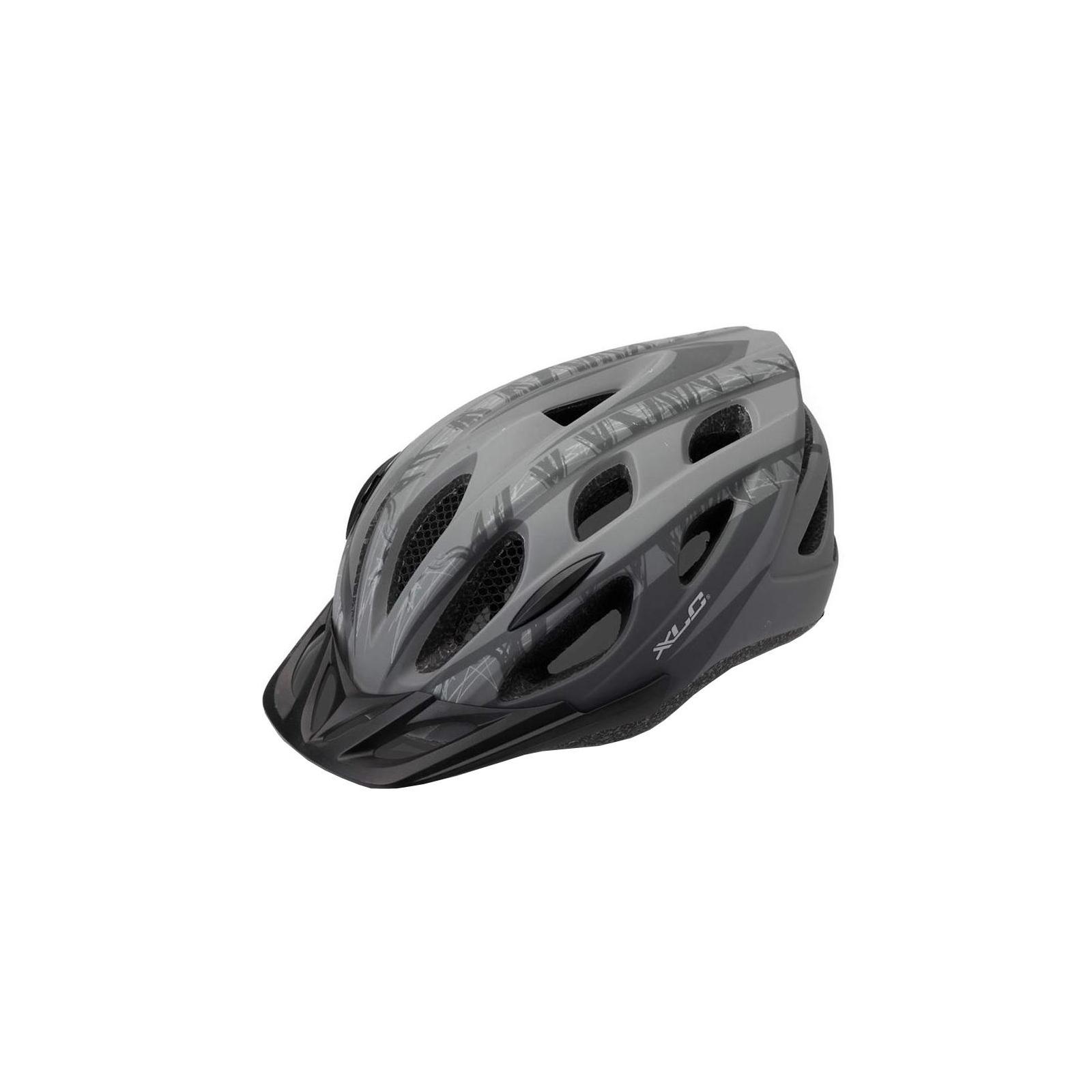 Шлем XLC BH-C19, черно-серый, S/M (51-56) (2500180060)