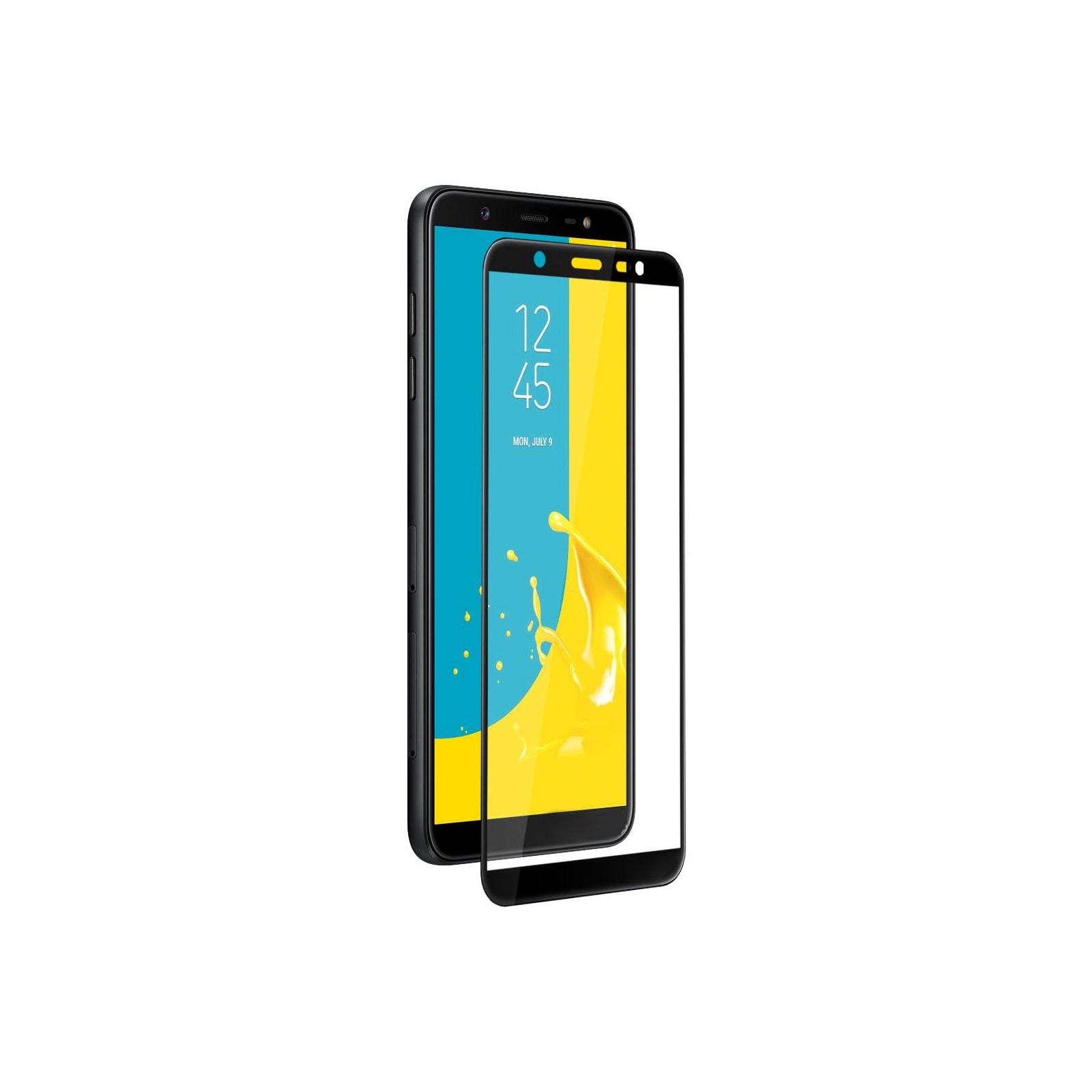 Стекло защитное Vinga для Samsung Galaxy J6 (2018) J600 (VTPGS-J600) изображение 2
