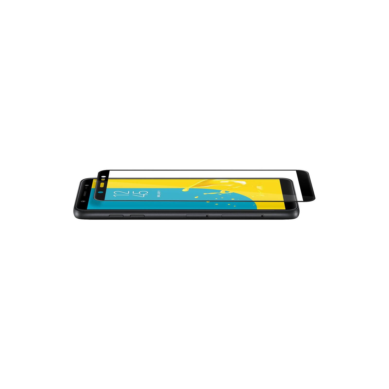 Стекло защитное Vinga для Samsung Galaxy J6 (2018) J600 (VTPGS-J600) изображение 3