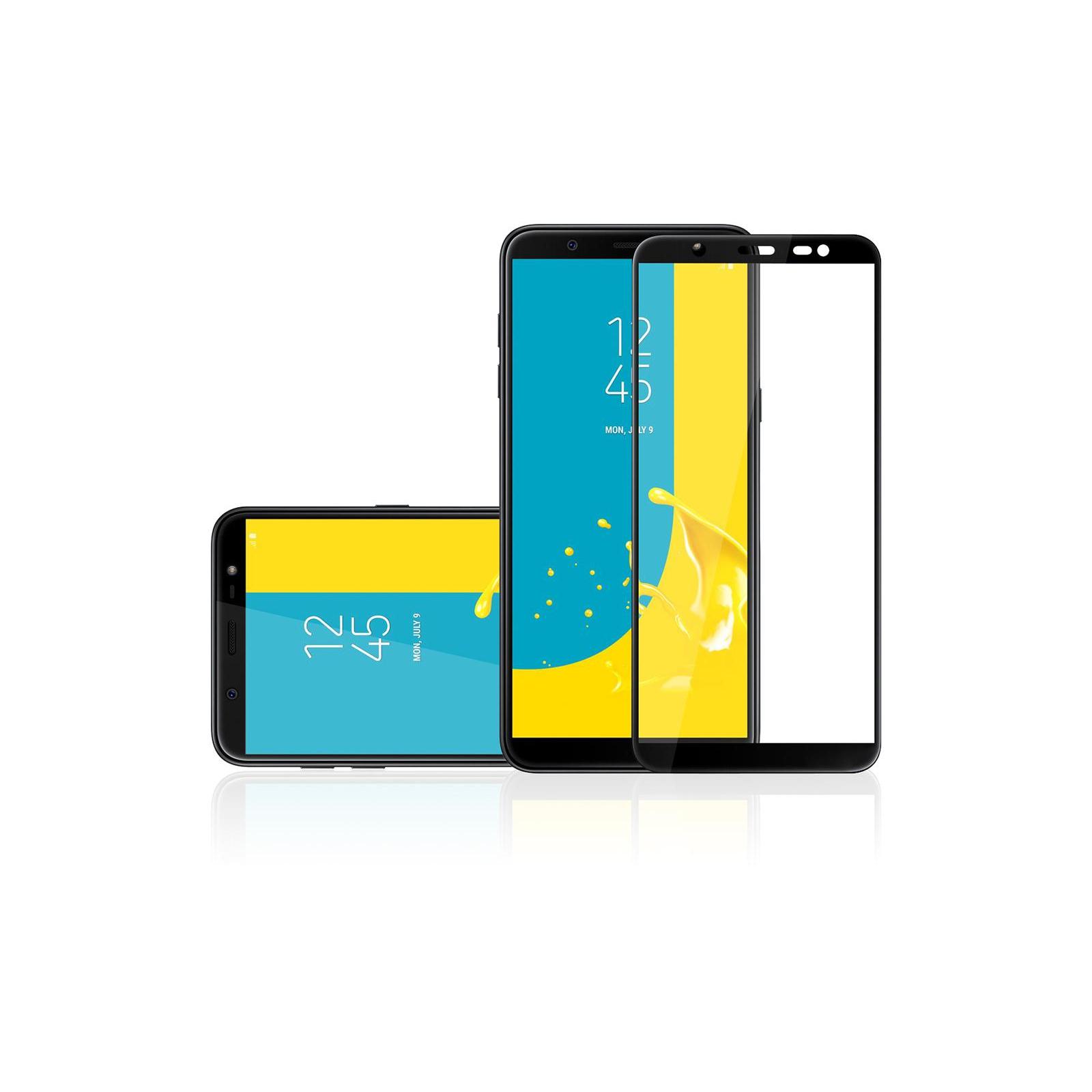 Стекло защитное Vinga для Samsung Galaxy J6 (2018) J600 (VTPGS-J600) изображение 4