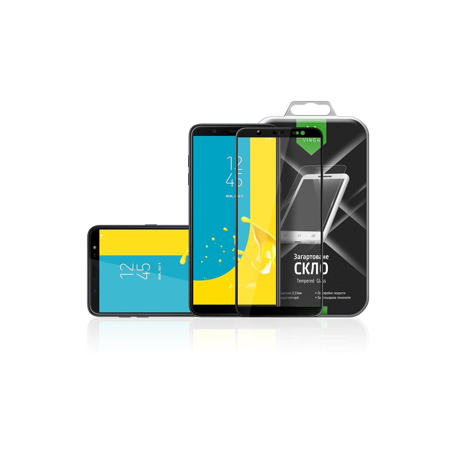 Стекло защитное Vinga для Samsung Galaxy J6 (2018) J600 (VTPGS-J600)