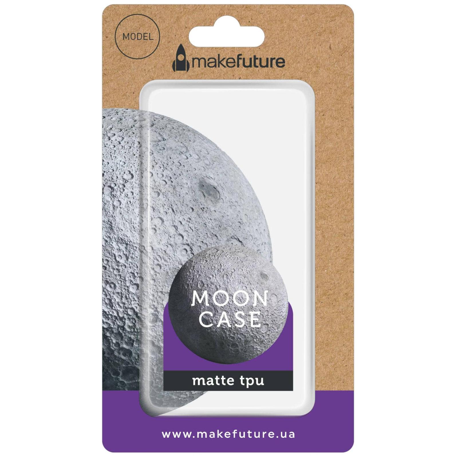 Чехол для моб. телефона MakeFuture Moon Case (TPU) для Samsung A8 2018 Blue (MCM-SA818BL)