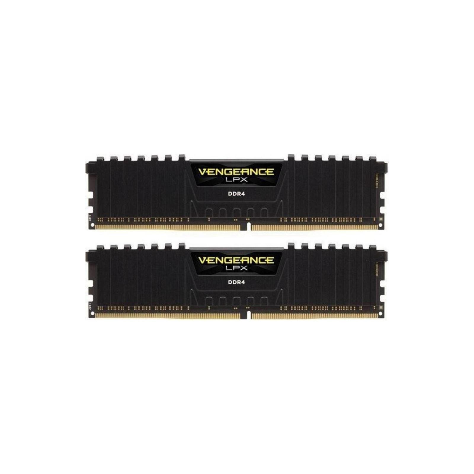 Модуль памяти для компьютера DDR4 32GB (2x16GB) 3000 MHz Vengeance LPX CORSAIR (CMK32GX4M2B3000C15)