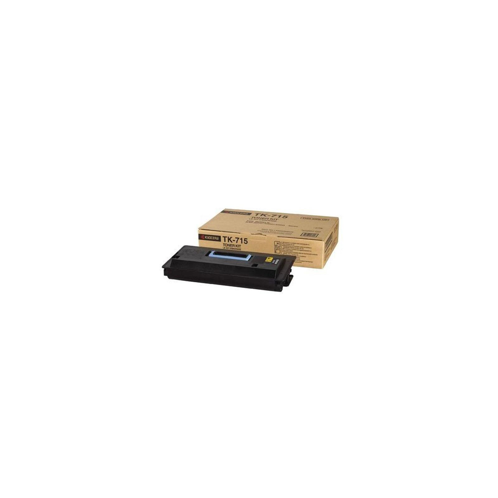 Тонер-картридж Kyocera TK-715 34K (1T02GR0EU0) изображение 6