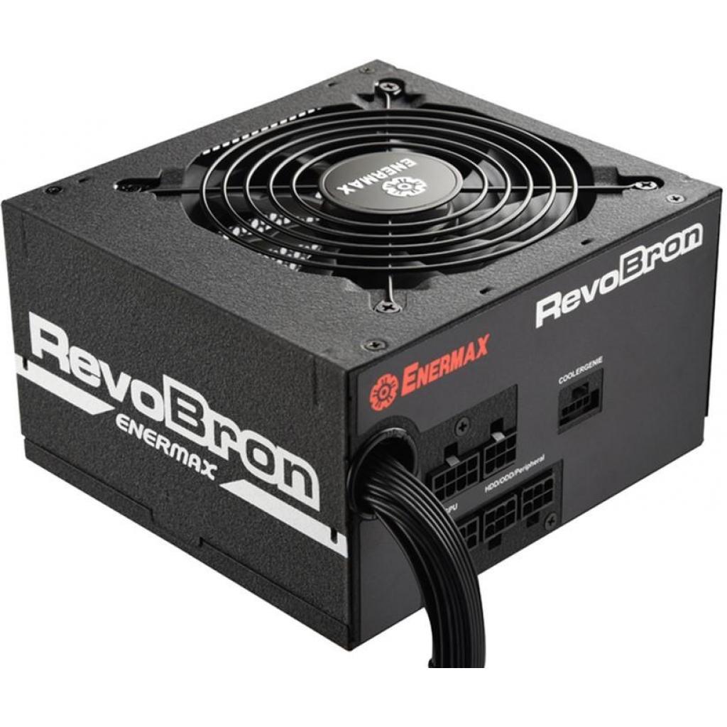 Блок питания ENERMAX 700W RevoBron (ERB700AWT) изображение 5
