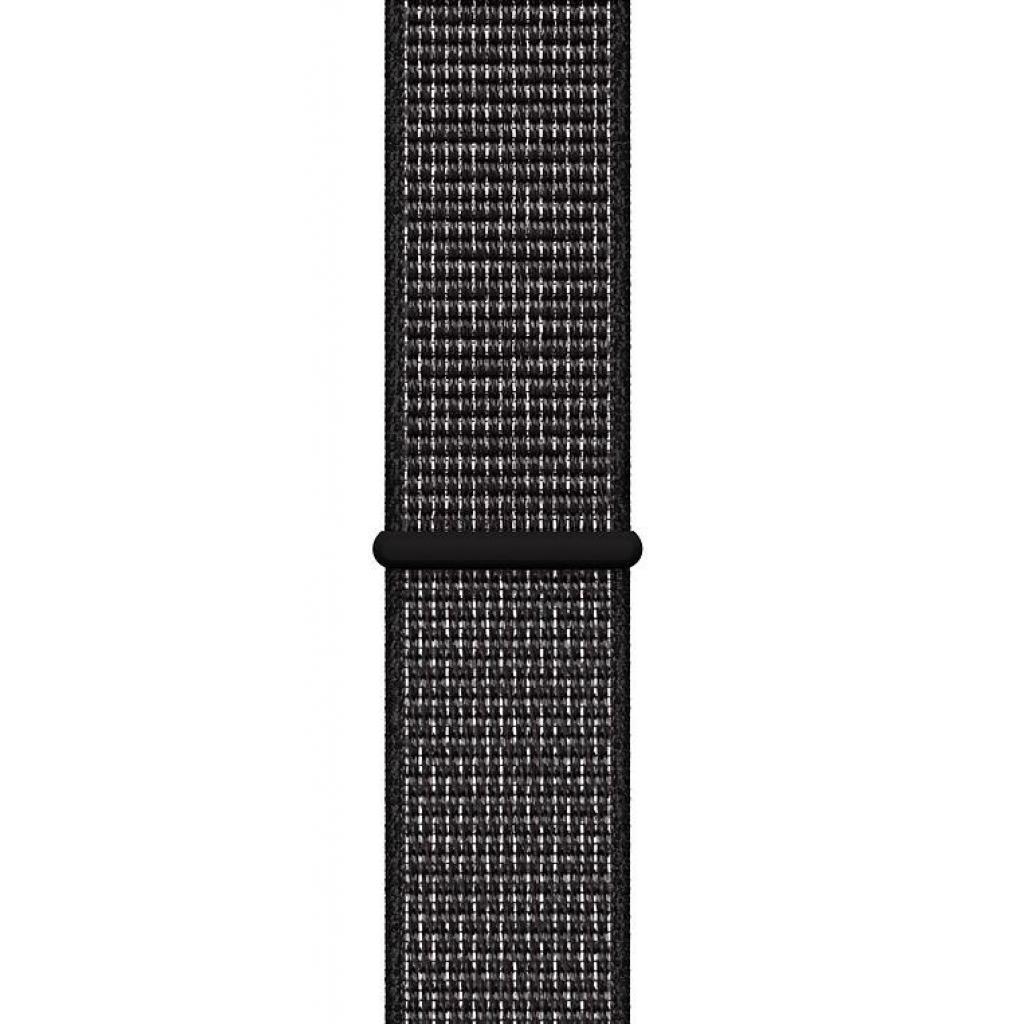 Смарт-часы Apple Watch Series 4 GPS, 44mm Space Grey Aluminium Case with Blac (MU6E2GK/A) изображение 3