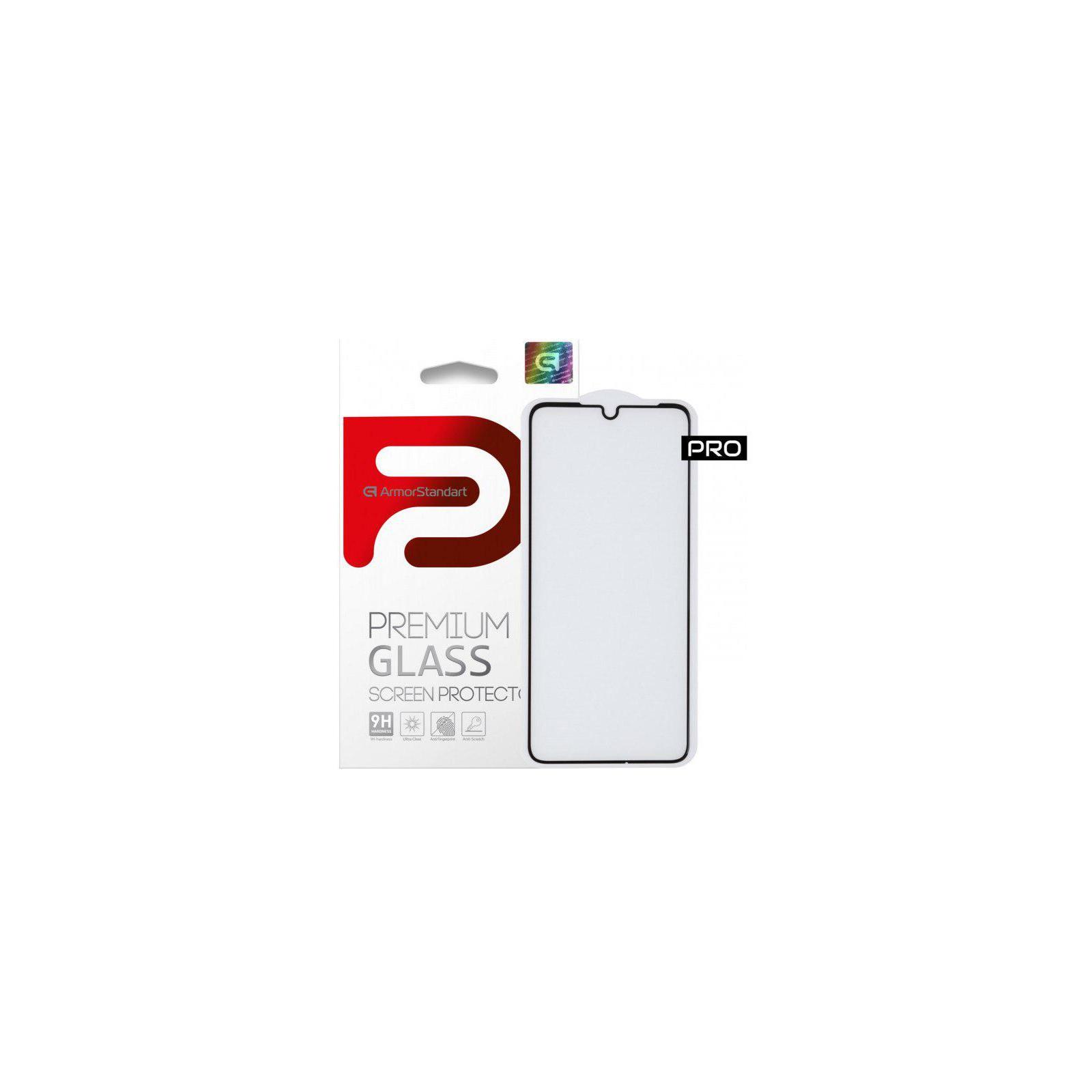 Стекло защитное Armorstandart для Xiaomi Redmi Note 8 Black (ARM55481-GPR-BK)