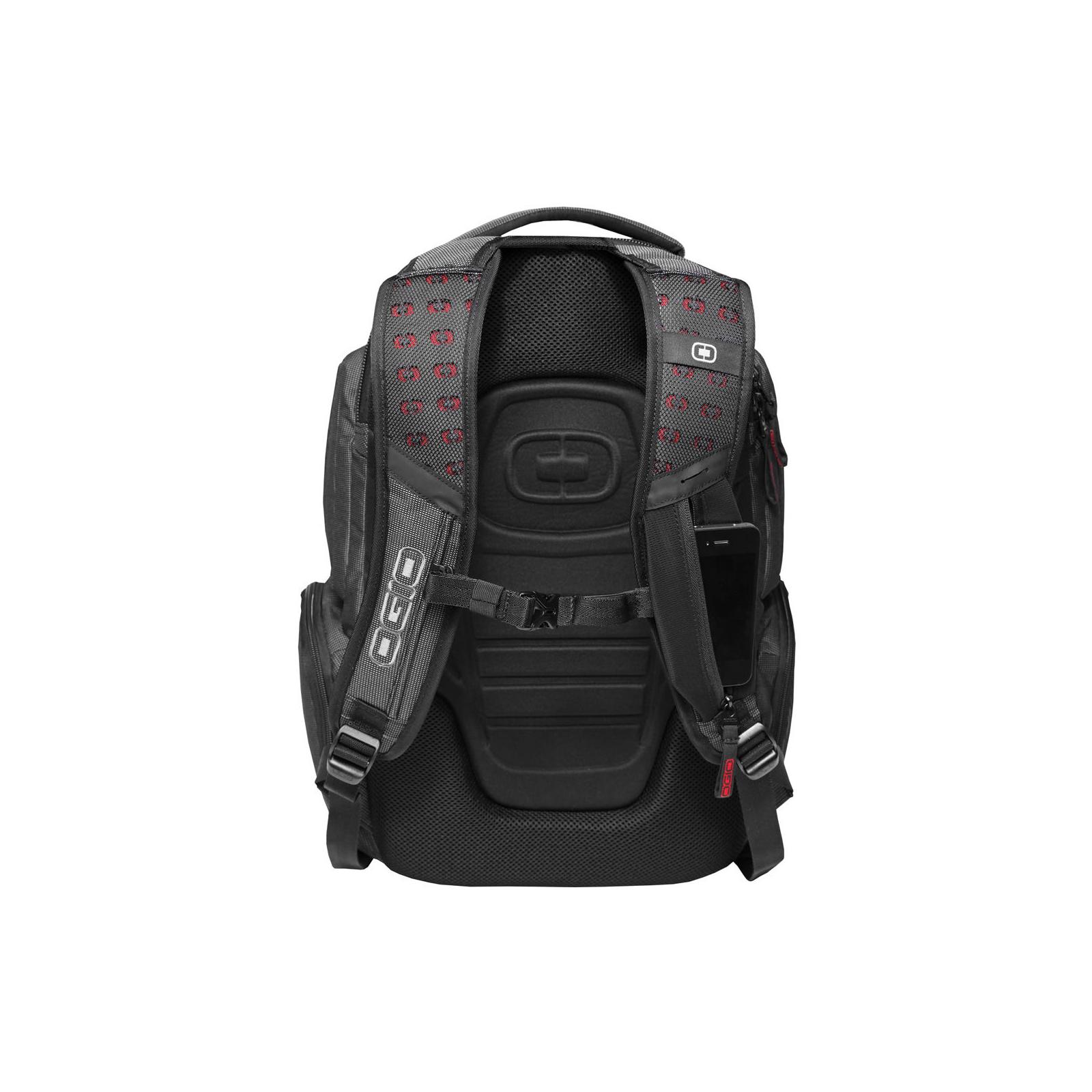 """Рюкзак для ноутбука Ogio 17"""" RENEGADE RSS 17 - Black Pindot (111071.317) изображение 2"""