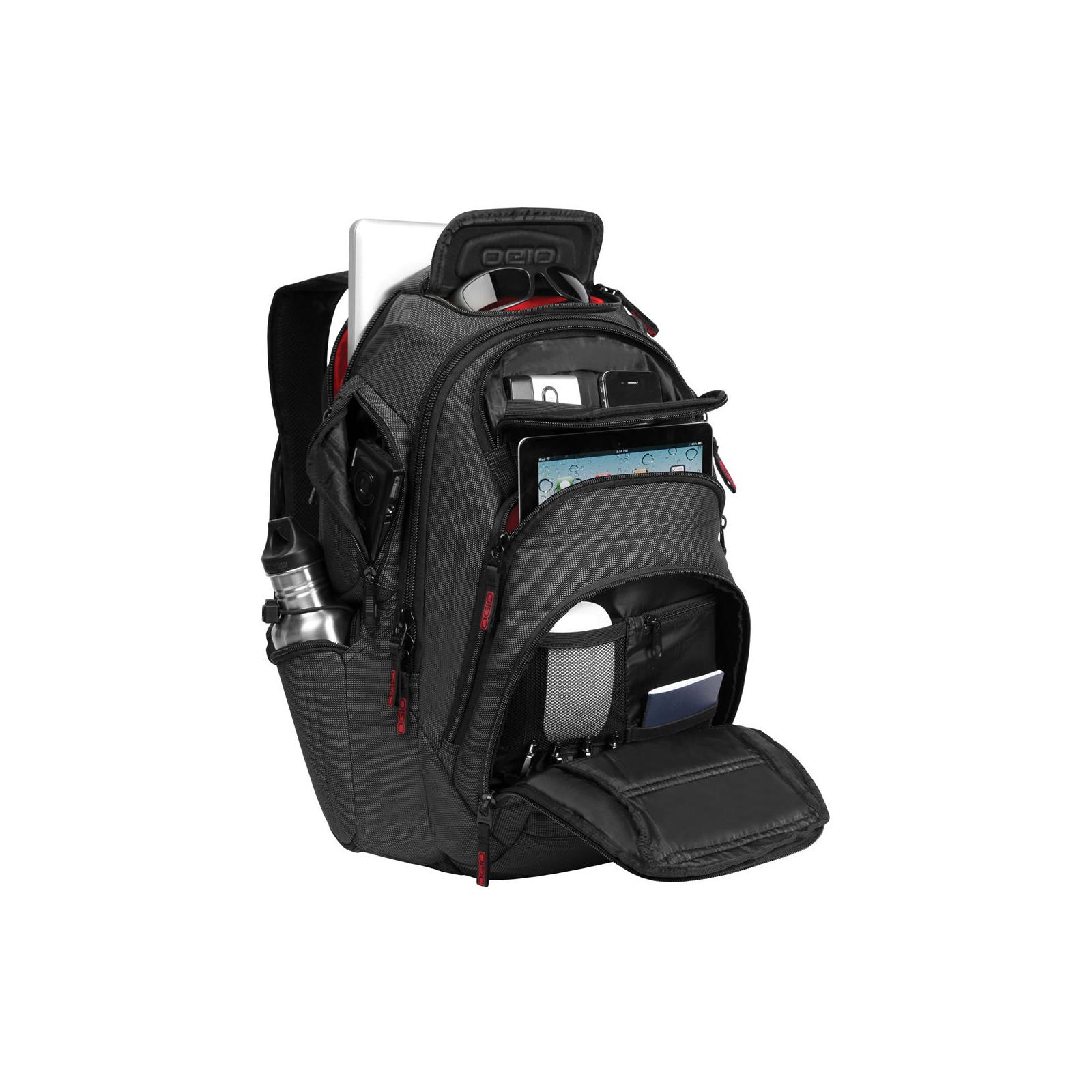 """Рюкзак для ноутбука Ogio 17"""" RENEGADE RSS 17 - Black Pindot (111071.317) изображение 3"""