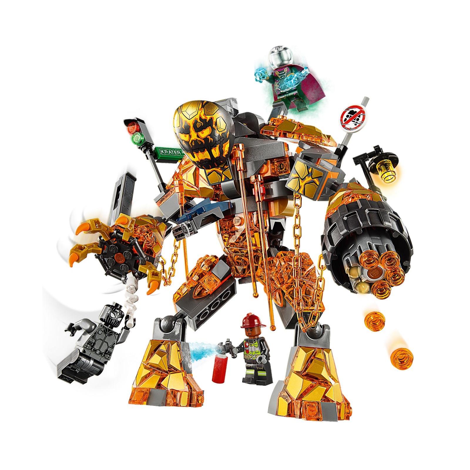 Конструктор LEGO Super Heroes Бой с Расплавленным Человеком 294 деталей (76128) изображение 3