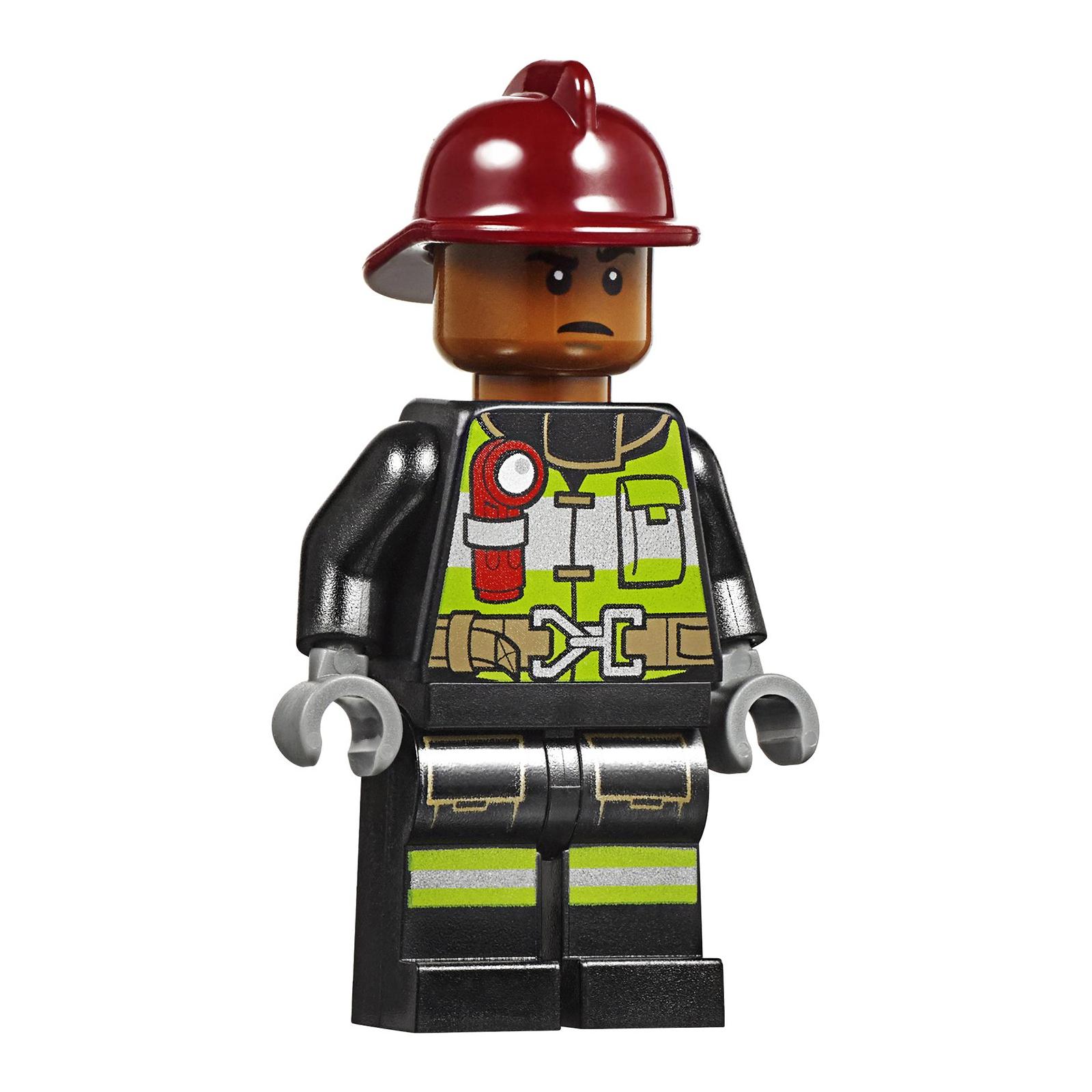 Конструктор LEGO Super Heroes Бой с Расплавленным Человеком 294 деталей (76128) изображение 6