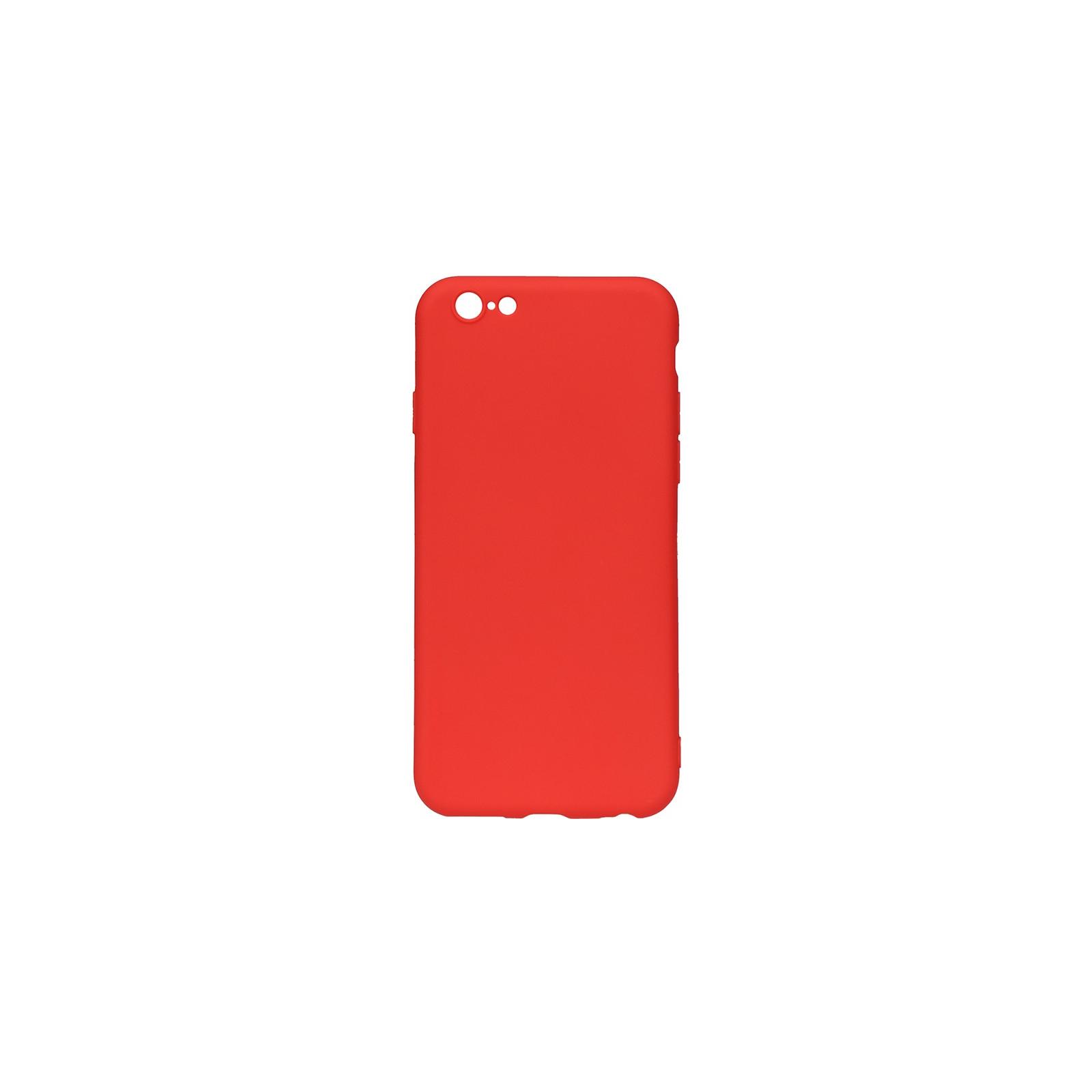 Чехол для моб. телефона Toto 1mm Matt TPU Case Apple iPhone 6/6s Red (F_94013)