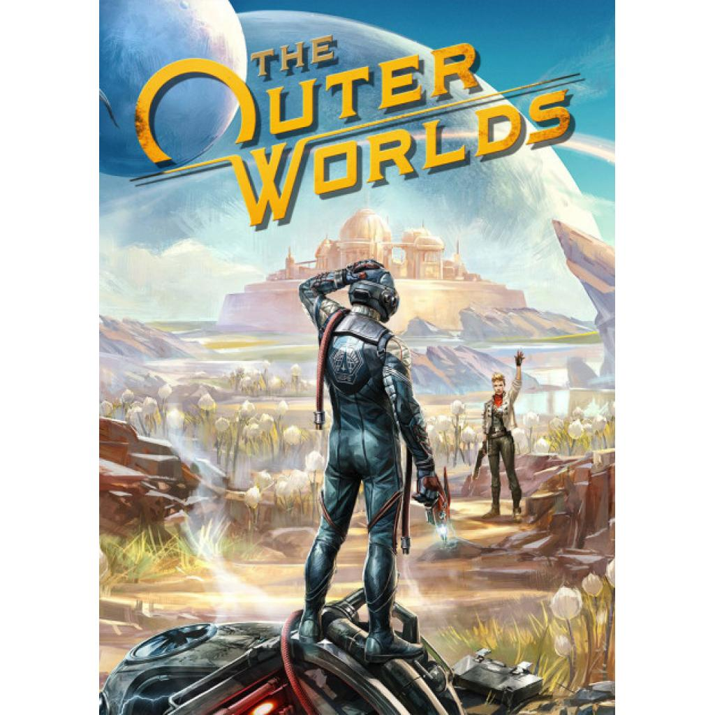 Игра Xbox The Outer Worlds [Blu-Ray диск] (5026555361880)