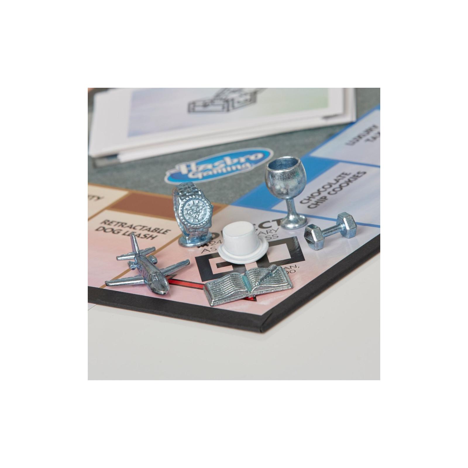 Настольная игра Hasbro Мисс Монополия (E8424) изображение 5
