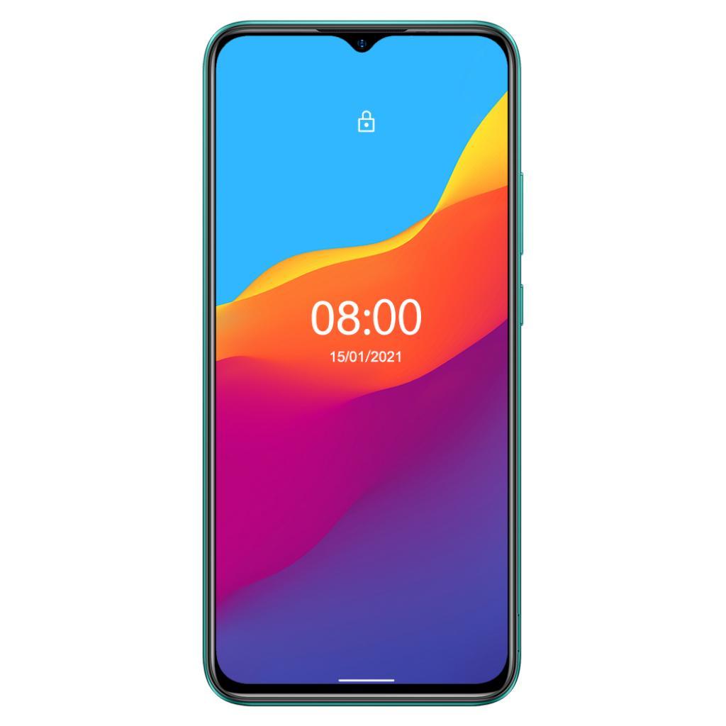 Мобільний телефон Ulefone Note 10 2/32GB Aurora Green (6937748734062)