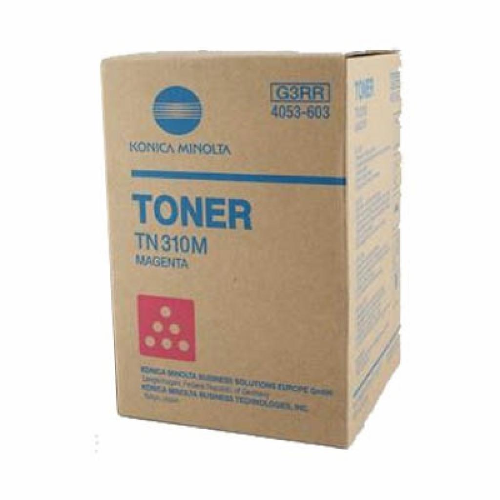 Тонер KONICA MINOLTA TN-310M Magenta /Bizhub C350/450 (4053603)