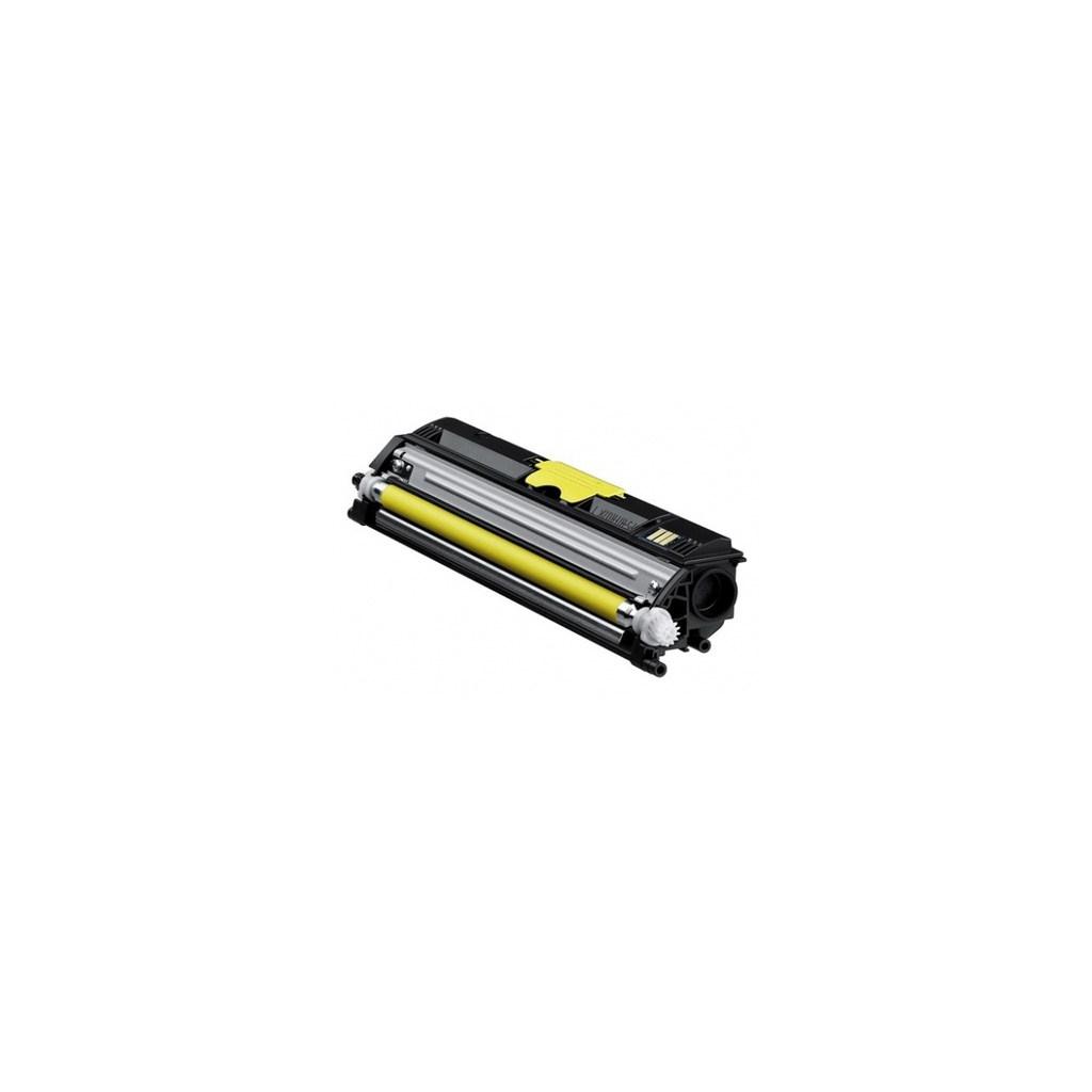 Тонер KONICA MINOLTA TN-216Y Yellow /C220/280 (OEM) (A11G251)