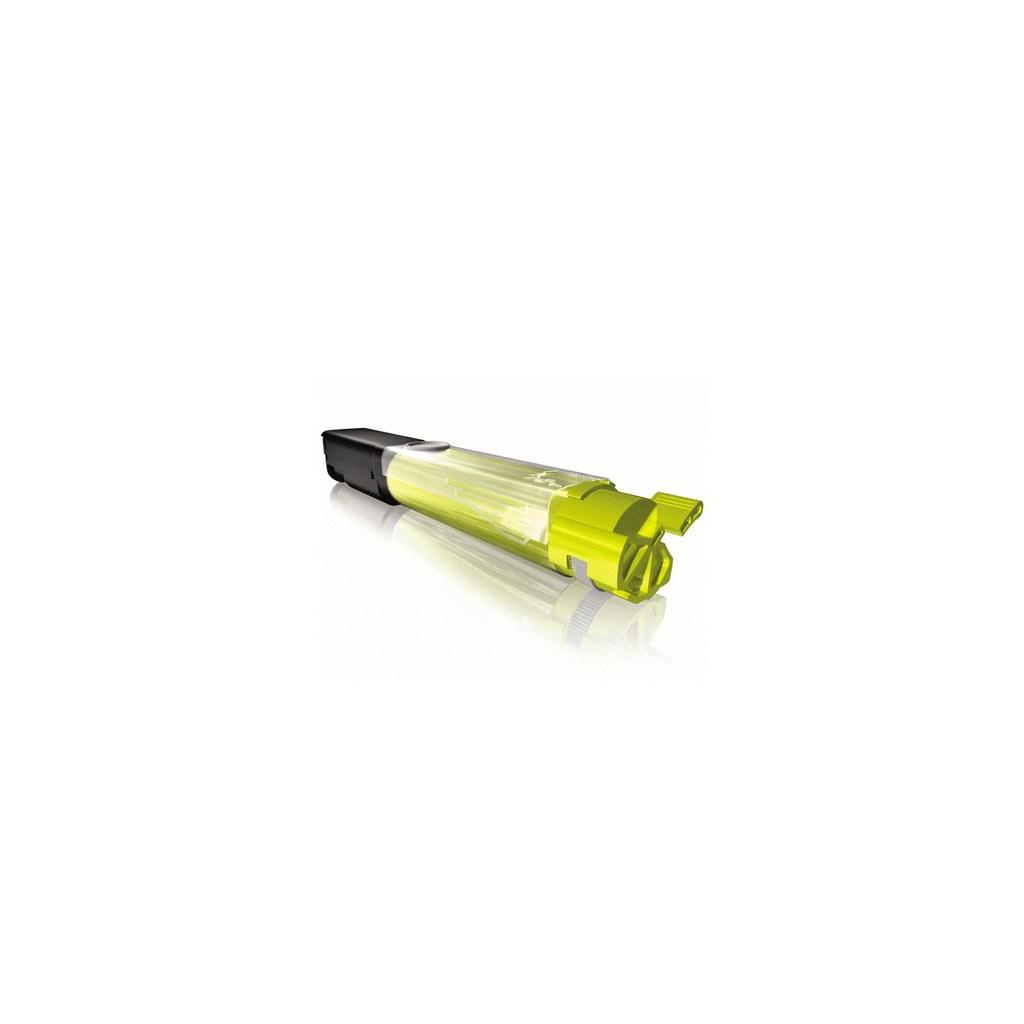 Тонер-картридж OKI C110/C130N Yellow (44250725)