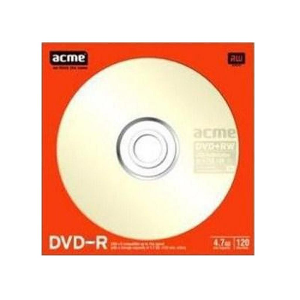 Диск DVD ACME 4.7Gb 16x Paper sleeve 1шт (4770070855904)
