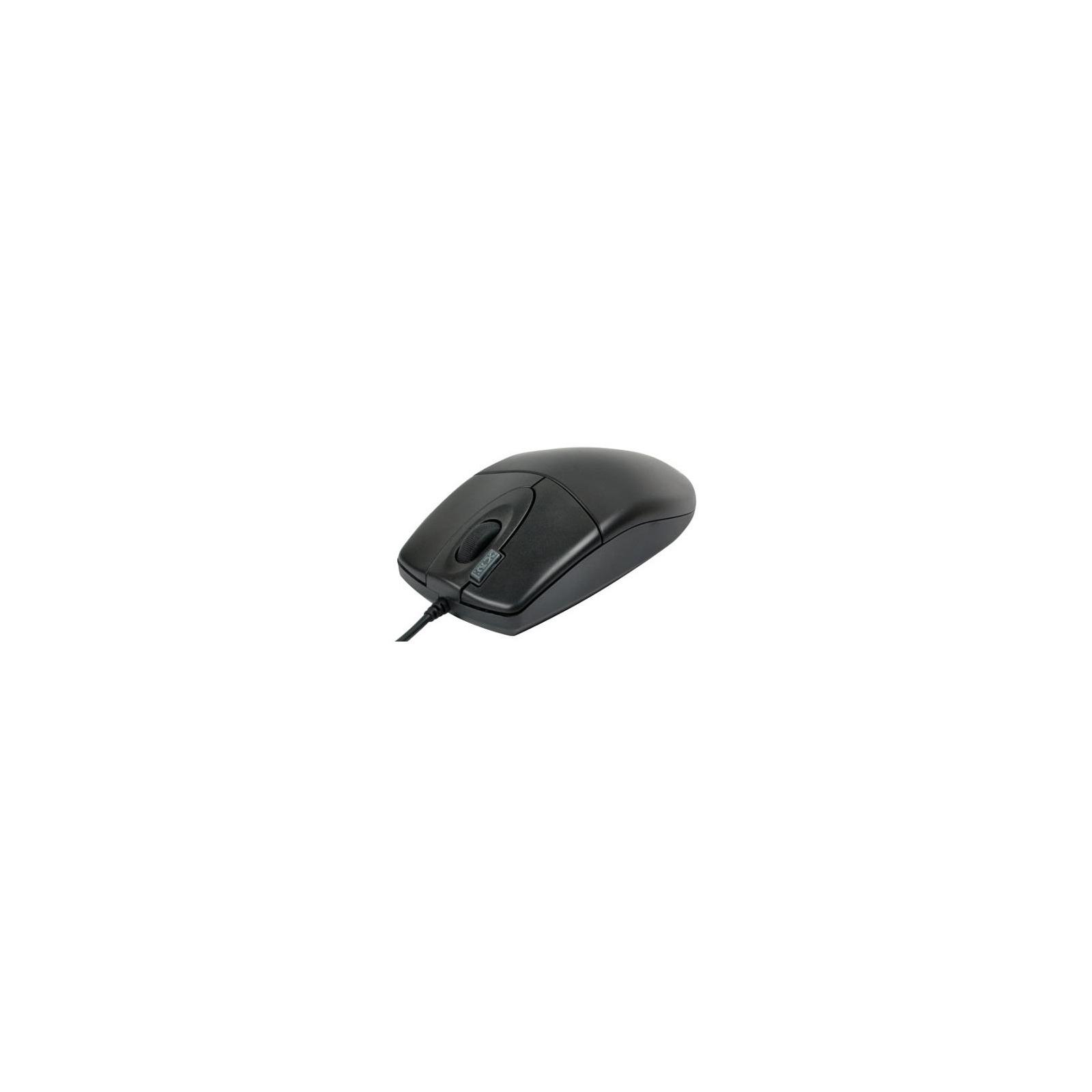 Мышка A4tech OP-620D BLACK-USB