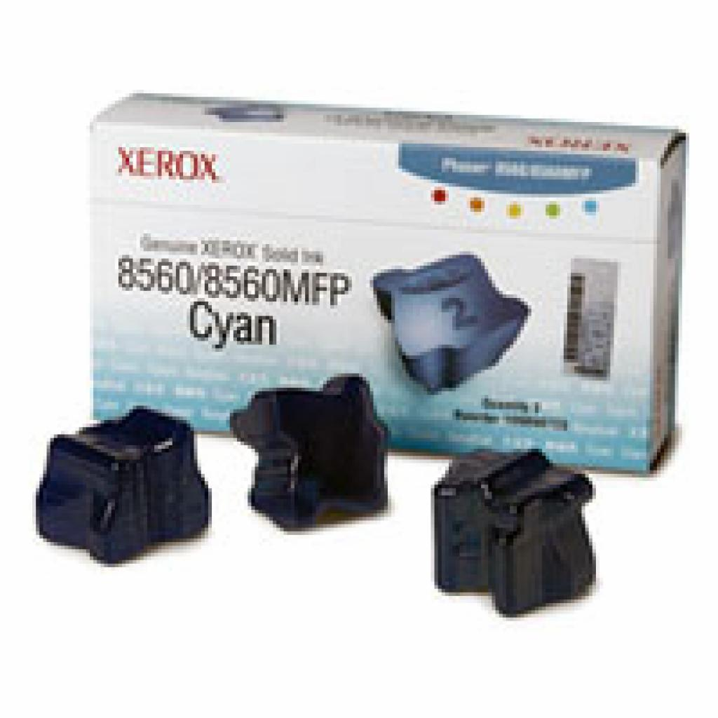 Картридж XEROX PH8560 Cyan (108R00764)