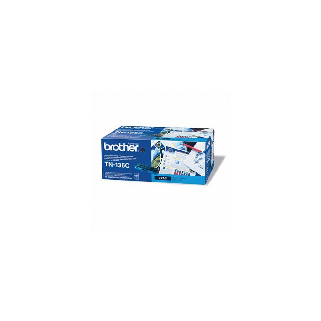 Картридж Brother для HL-40xxC,MFC9440,DCP9040 cyan (TN135C)