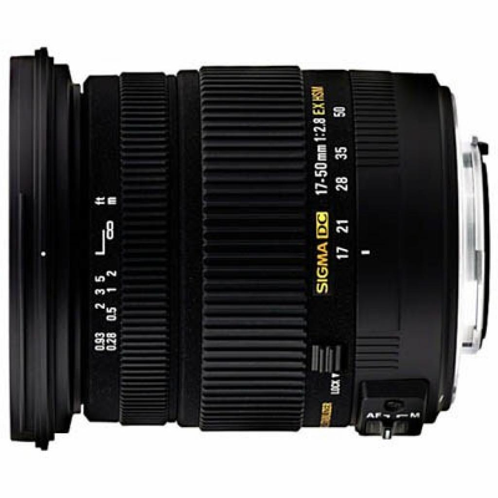 Объектив Sigma 17-50mm f/2.8 EX DC OS HSM for Nikon (583955)