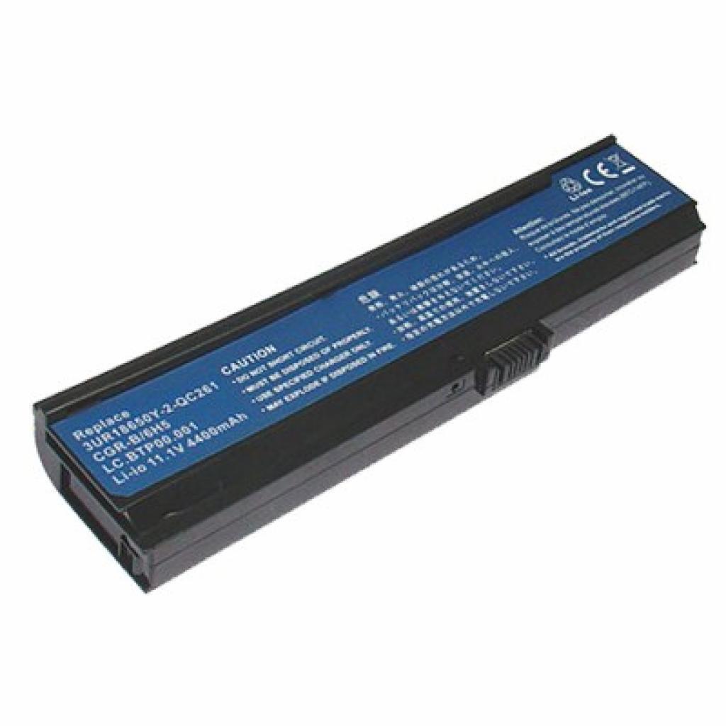 Аккумулятор для ноутбука Acer LIP6220QUPC Aspire 3680 (BATEFL50L6C40 O 78)