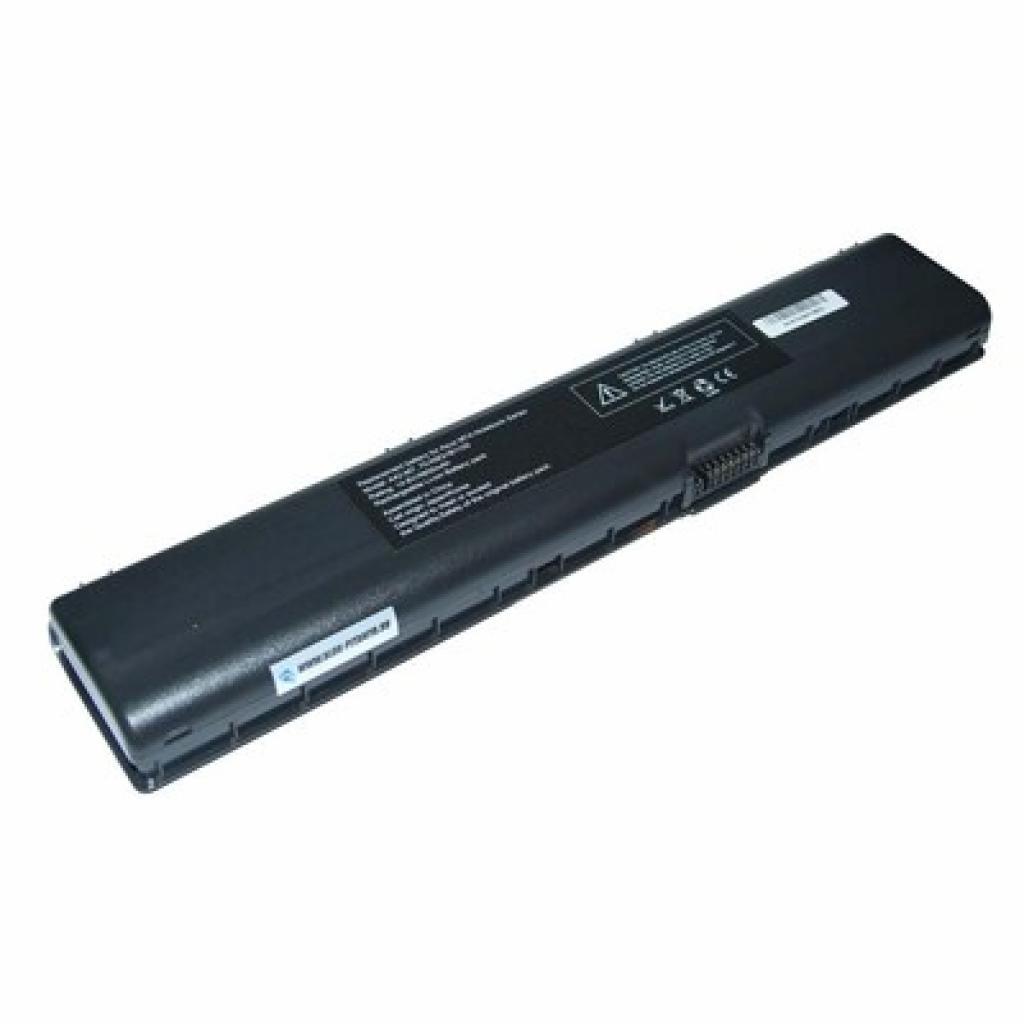 Аккумулятор для ноутбука Asus A42-M7 M7 BatteryExpert (A42-M7 L 44)