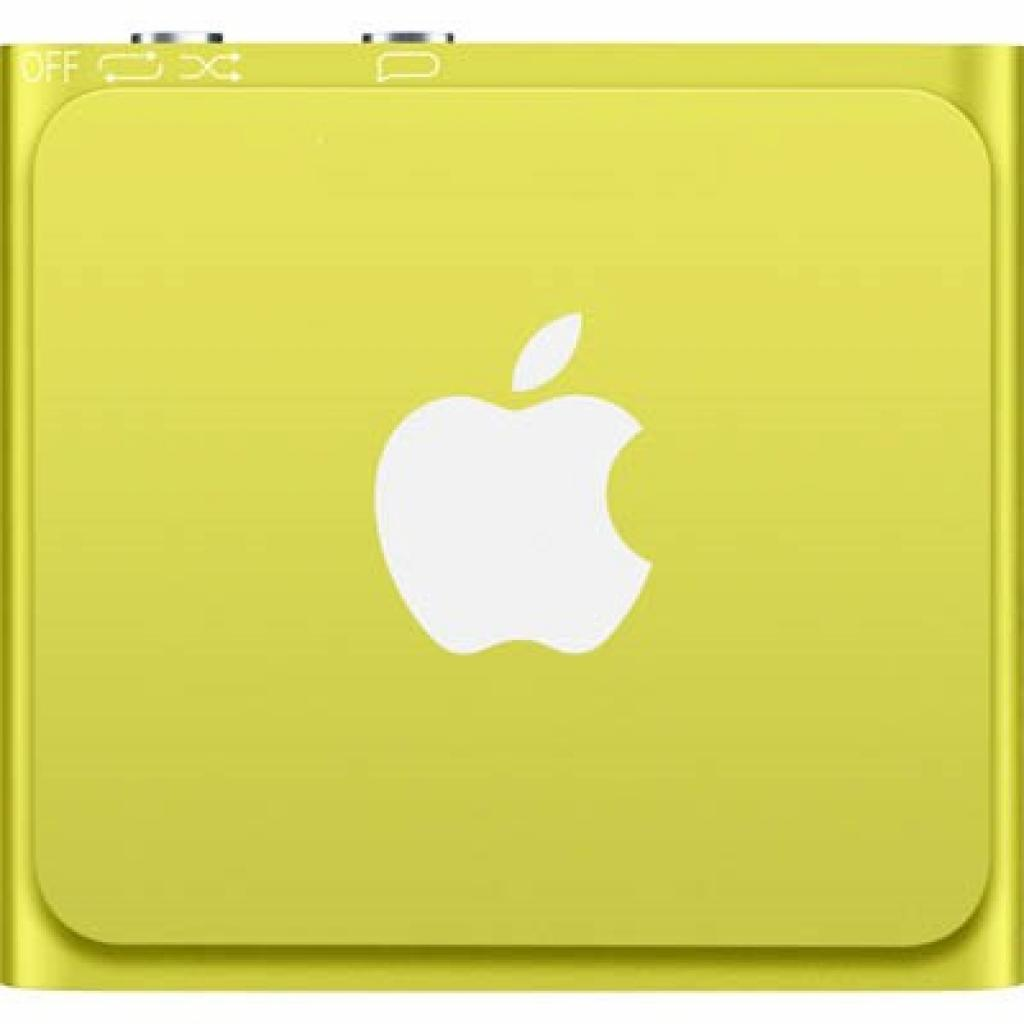 mp3 плеер Apple iPod Shuffle 2GB Yellow (MD774RP/A) изображение 2