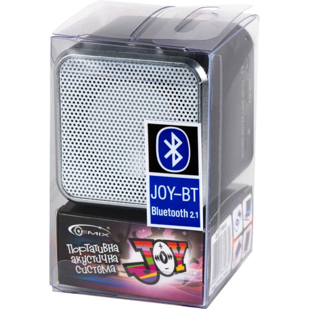Акустическая система GEMIX Joy BT Black изображение 8