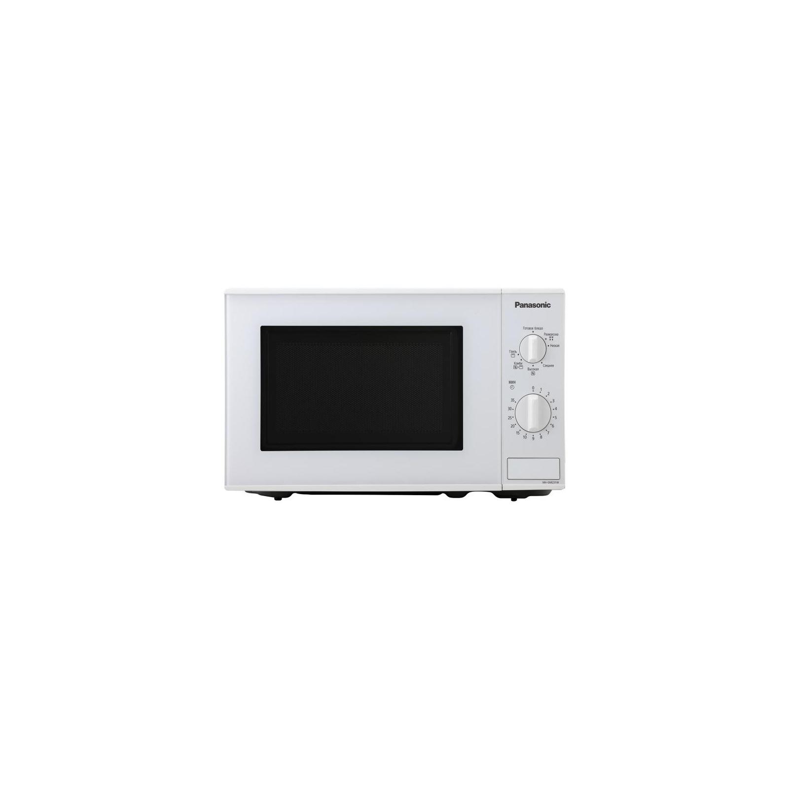 Микроволновая печь PANASONIC NN-SM221WZPE изображение 2