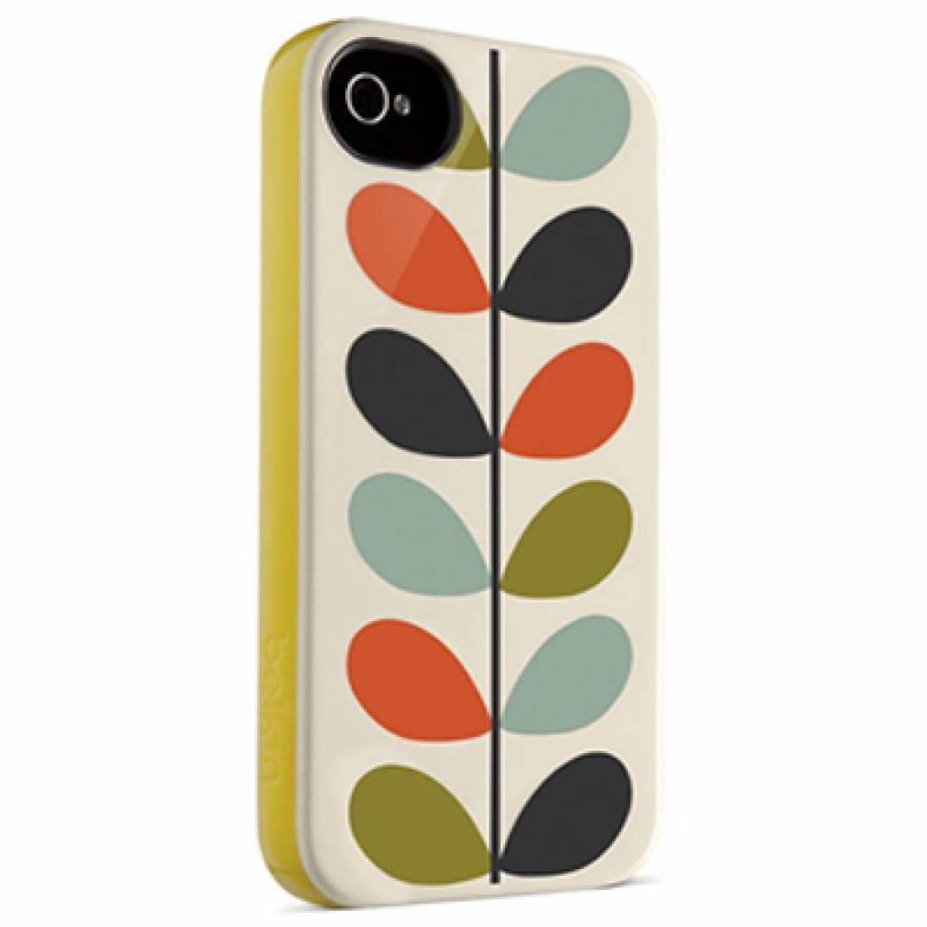 Чехол для моб. телефона Belkin iPhone 5/5s Orla Kiely Abacus (F8W356btC00)