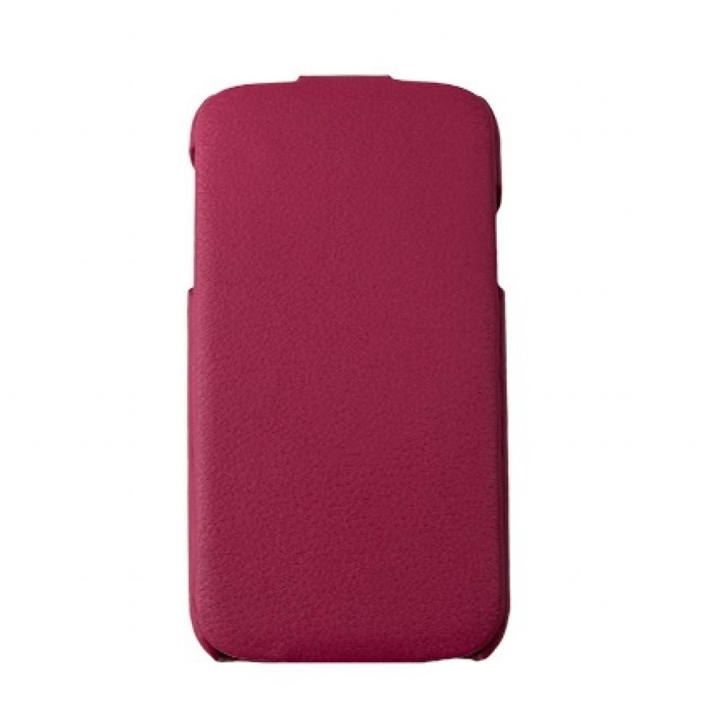 Чехол для моб. телефона Drobak для Samsung I9500 Galaxy S4 /Business-flip Pink (215245)