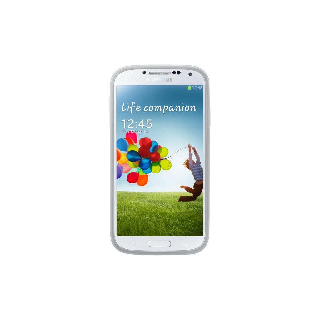 Чехол для моб. телефона Samsung I9500 Galaxy S4/White/накладка (EF-PI950BWEGWW) изображение 2