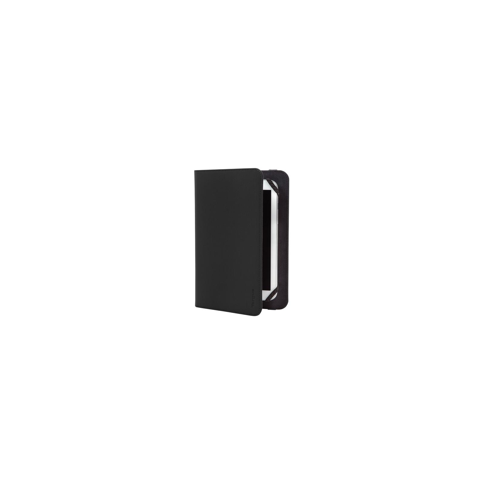 """Чехол для планшета Targus 7-8"""" Universal BLACK book (THZ33804EU) изображение 2"""
