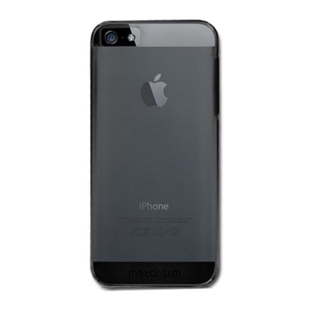 Чехол для моб. телефона Metal-Slim App iPh 5S /ExtremelySlim Black (C-A0002MY0001)