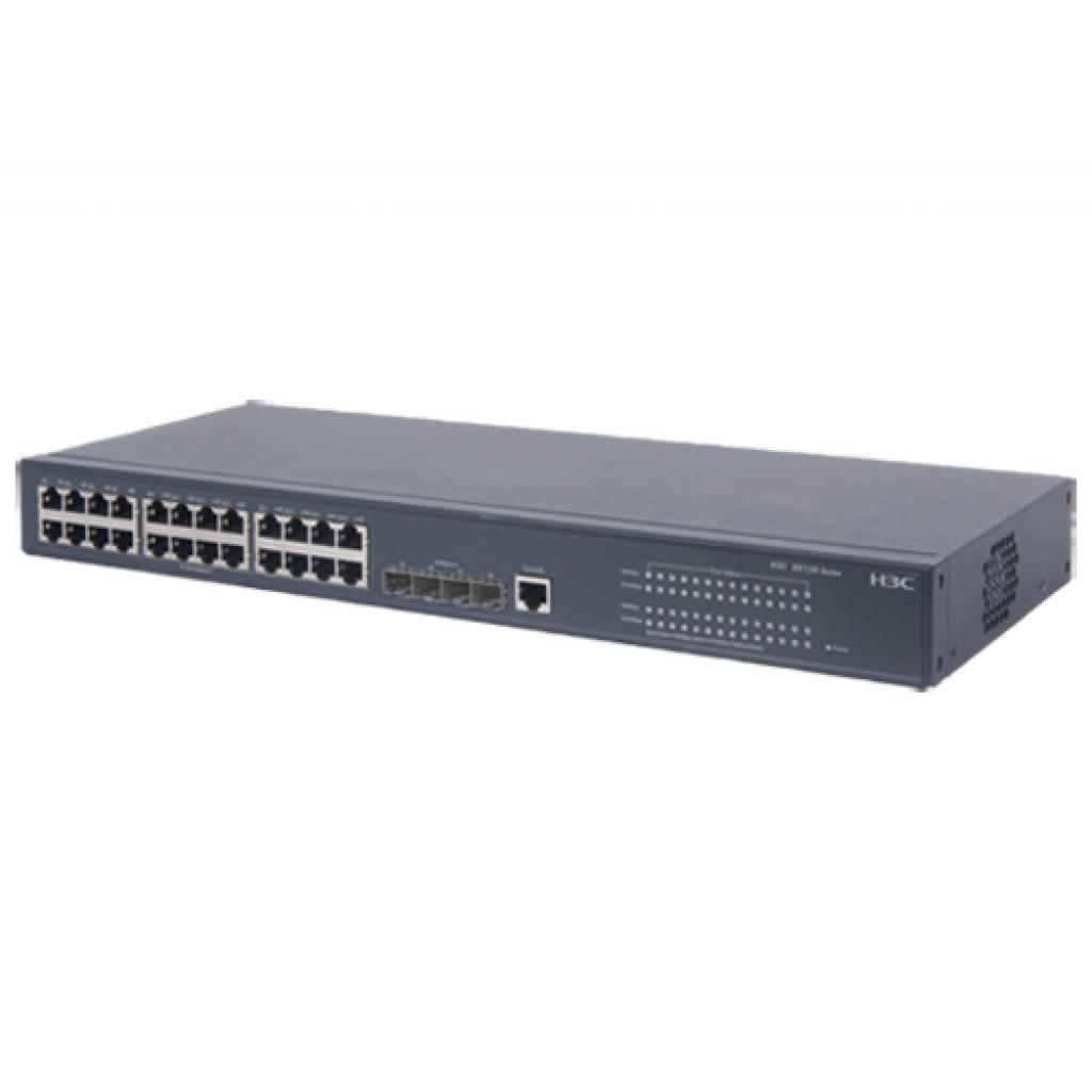 Коммутатор сетевой HP 5120-24G-PoE+ (JG092A) изображение 3
