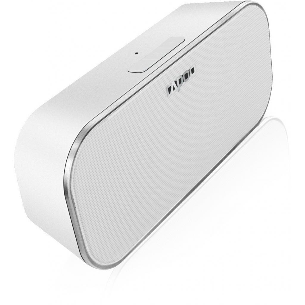 Акустическая система Rapoo A500 White Bluetooth изображение 2