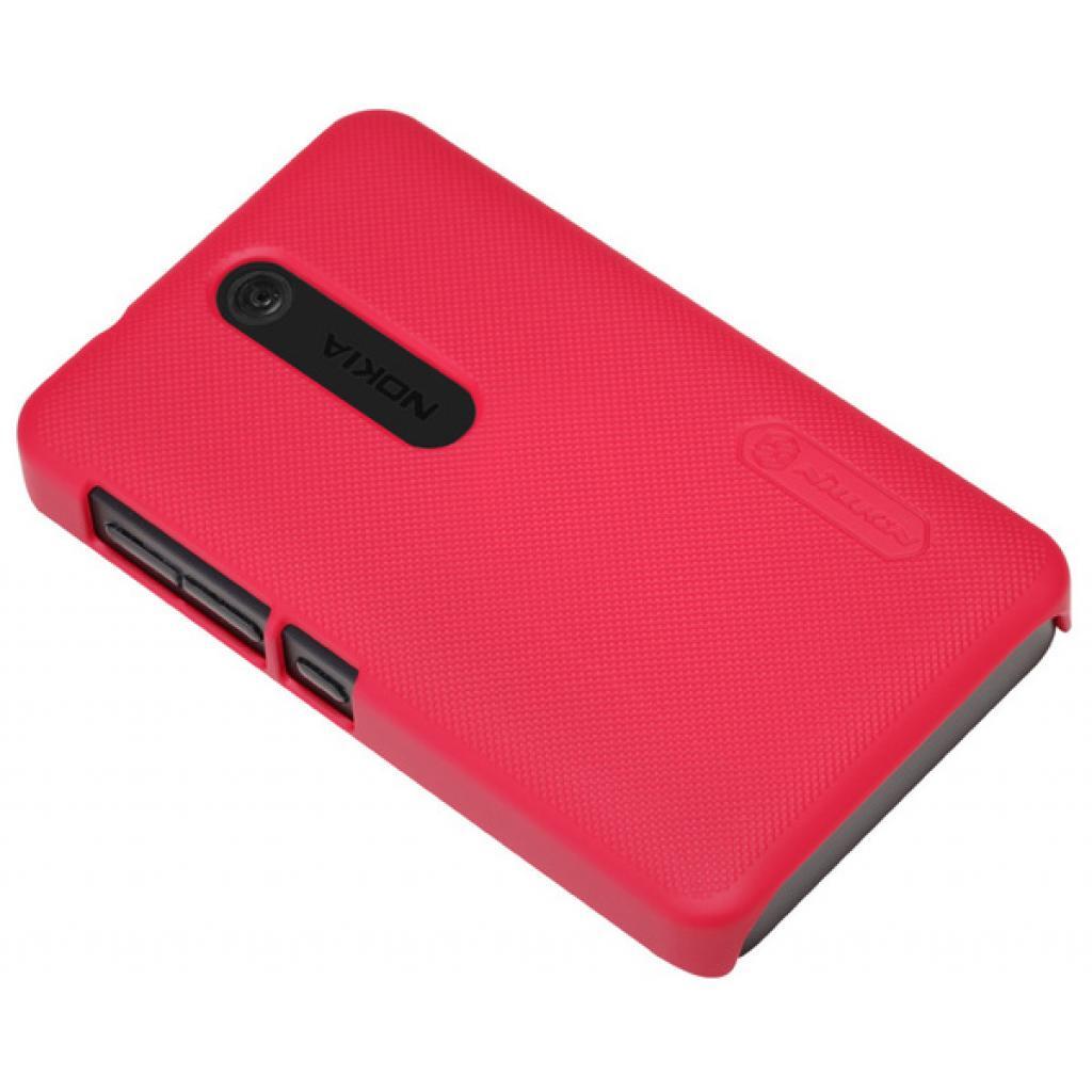 Чехол для моб. телефона NILLKIN для Nokia 501 /Super Frosted Shield/Red (6077016) изображение 2